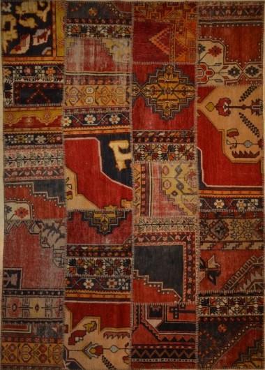 Perserteppich patchwork  DIE TEPPICH-INSEL - Patchwork/Vintage-Teppiche